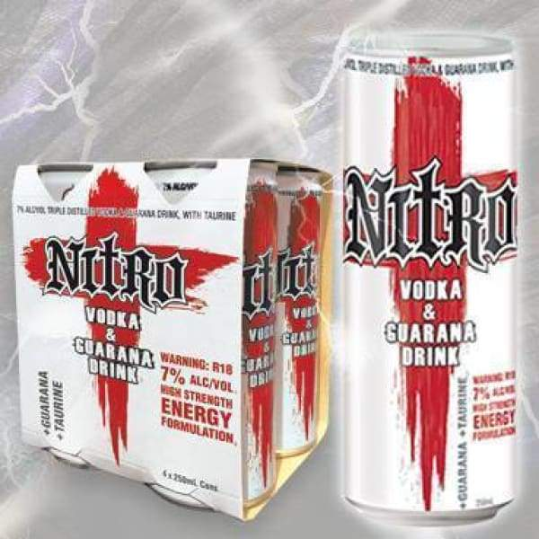 NITRO  ORIGINAL 4pack 7% cans