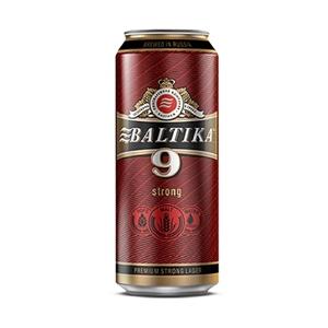 BALTIKA 9 8% EACH CAN 900ML