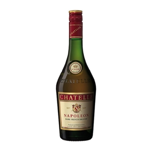 CHATELLE VSOP NAPOLEON BRANDY 1000ML