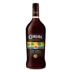CORUBA DARK RUM 1000ML