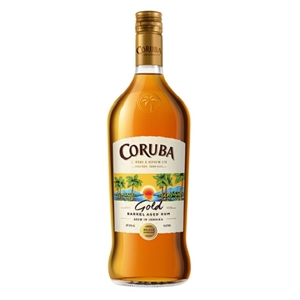 CORUBA GOLD RUM 1000ML