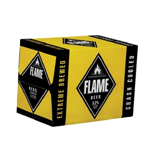 DB FLAME 15PK BOTTLES 330ML