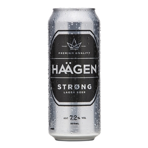 HAAGEN STRONG 7.2% 500ML CAN