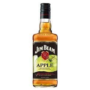 JIM BEAM APPLE BOURBON 700ML