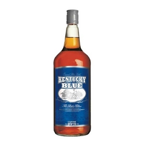 KENTUCKY BLUE BOURBON 13.9% 1000ML