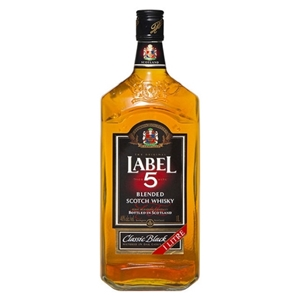 LABEL 5 SCOTCH WHISKY 1000ML
