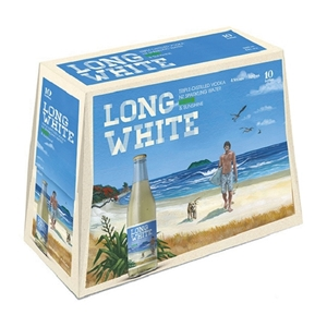 LONG WHITE FEIJOA 10PK BTLS 320ML