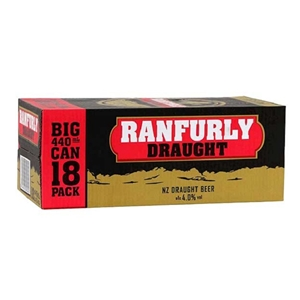 RANFURLY 18PK CANS 440ML