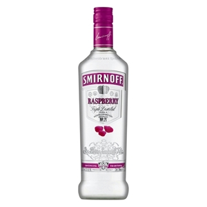 SMIRNOFF  RASPBERRY VODKA 700ML