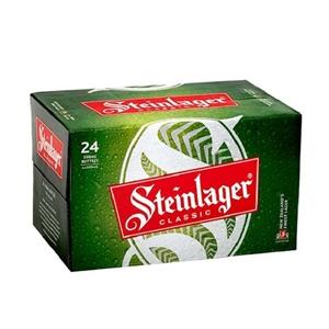STEINLAGER CLASSIC 24PK BOTTLES 330ML