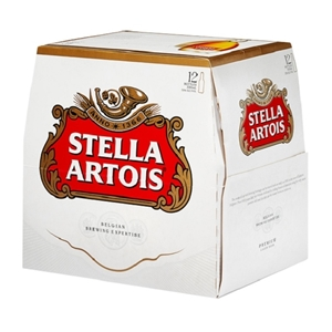 STELLA ARTOIS 5% 12PK BTLS 330ML