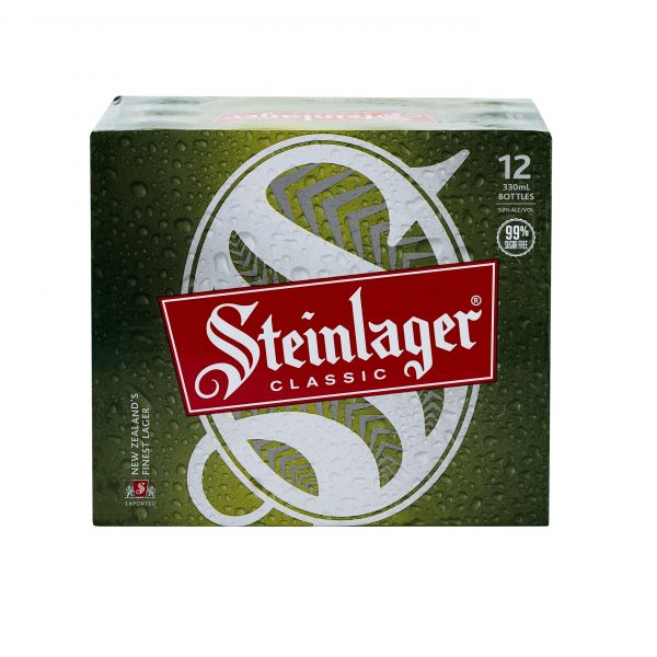 Steinlager Classic 330mL Bottle 12 Pack