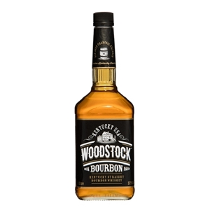 WOODSTOCK BOURBON WHISKEY 1000 ML