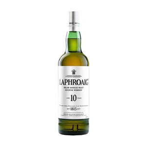 Laphroaig single malt 10yr old 700ml