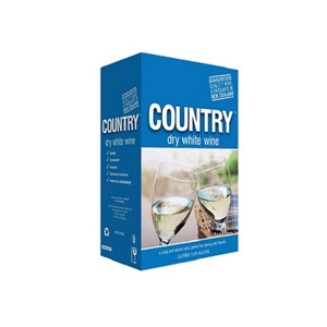 COUNTRY DRY WHITE WINE CASK 3LTR