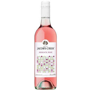 JACOBS CREEK MOSCATO ROSE 750ML