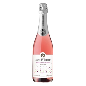 JACOBS CREEK SPARKLING MOSCATO ROSE 750M